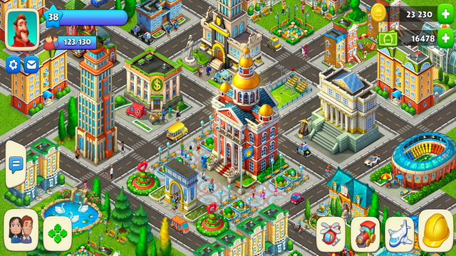 Township - jeu de construction de ville