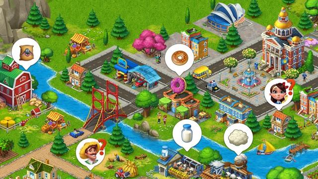 Township - jeu de simulation de vie