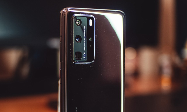 How to change the language on Huawei P40 Pro