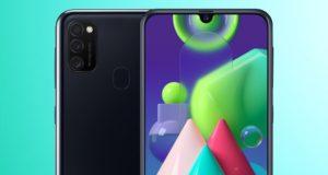 Comment changer le fond d'écran sur Samsung Galaxy M21