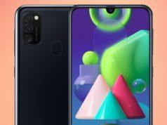 Comment faire une capture d'écran sur Samsung Galaxy M21