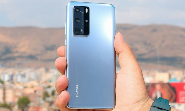 How to clear cache on Huawei P40 Pro