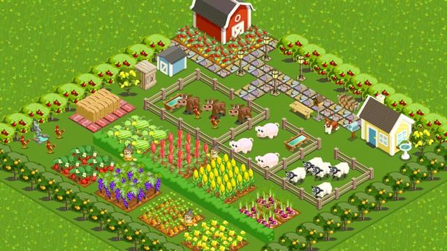 Farm Story - meilleur jeu de ferme