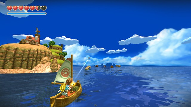 Oceanhorn - best open world game