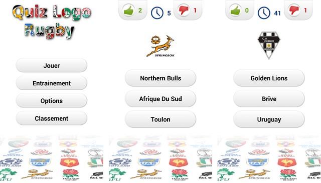 Quiz Logo Rugby