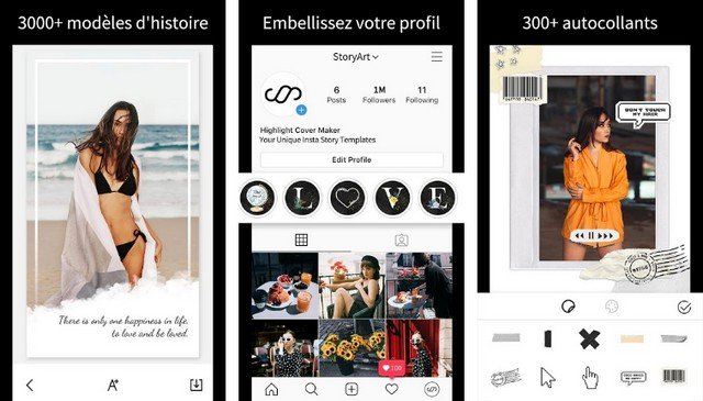 StoryArt - app to create Instagram Stories