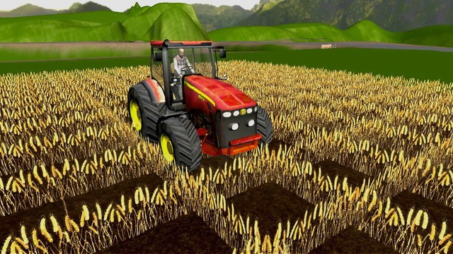 Tracteur Simulateur