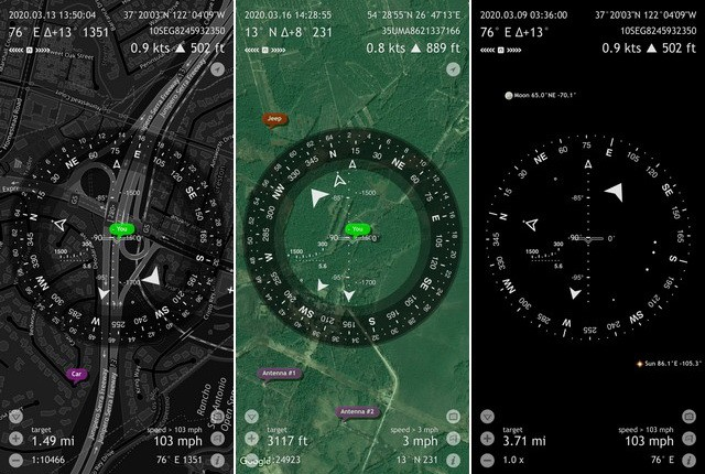 Order Compass Go