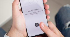 Comment augmenter la vitesse empreintes digitales sur Galaxy Note 20