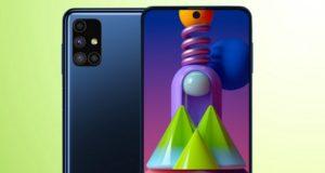 Comment changer le fond d'écran sur Samsung Galaxy M51