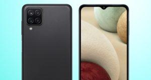 Comment faire une capture d'écran sur Samsung Galaxy A12