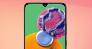 Comment faire une capture d'écran sur Samsung Galaxy A90