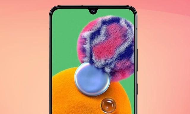 How to take screenshot on Samsung Galaxy A90