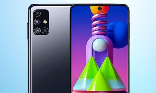 How to take screenshot on Samsung Galaxy M51