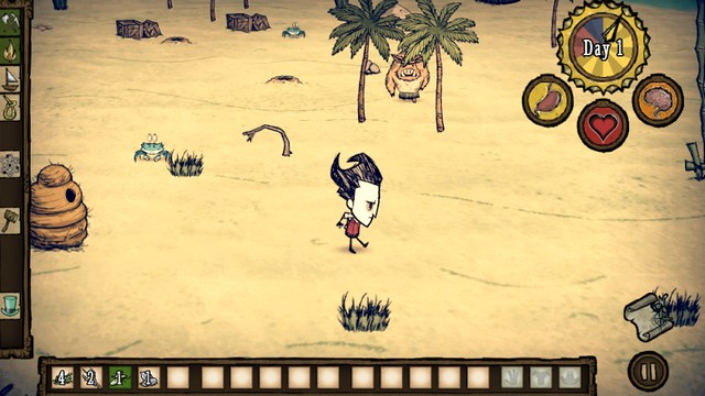 Don't Starve : Shipwrecked