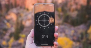 Les meilleures applications de boussole pour iPhone