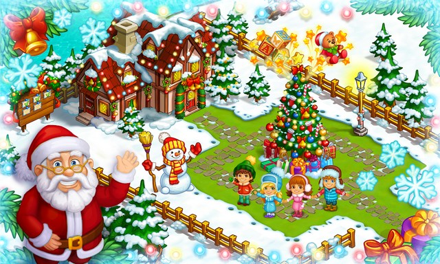 The best Christmas games on Android