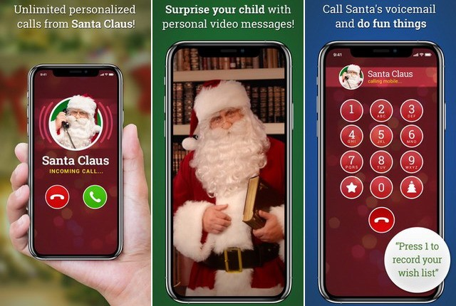 Message from Santa