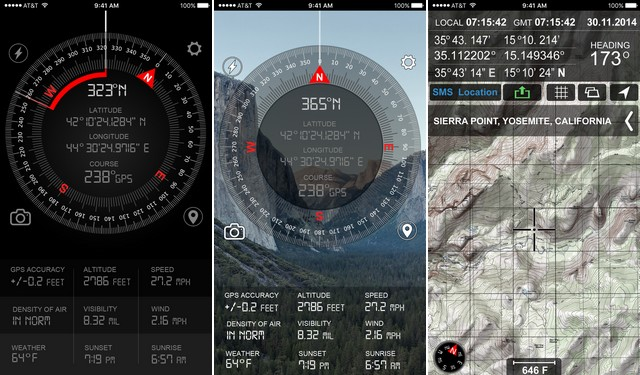 Military Compass +