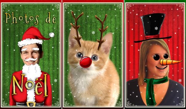 Photos de Noël