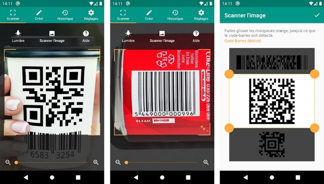 QR Code & Barcode Scanner