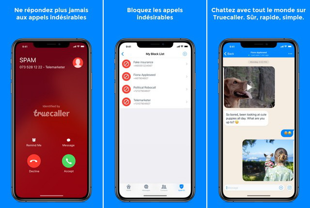 Truecaller - call blocking apps