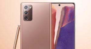 Comment changer le fond d'écran sur Samsung Galaxy Note 20