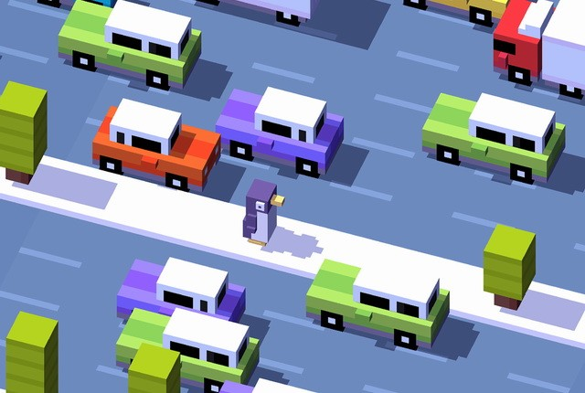 Crossy Road - the best game for kids