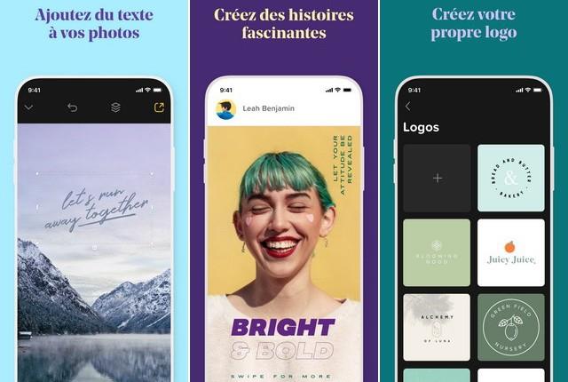 Over - application pour créer une Story Instagram