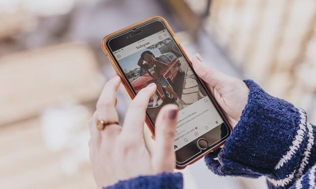 iPhone - applications pour créer une Story Instagram