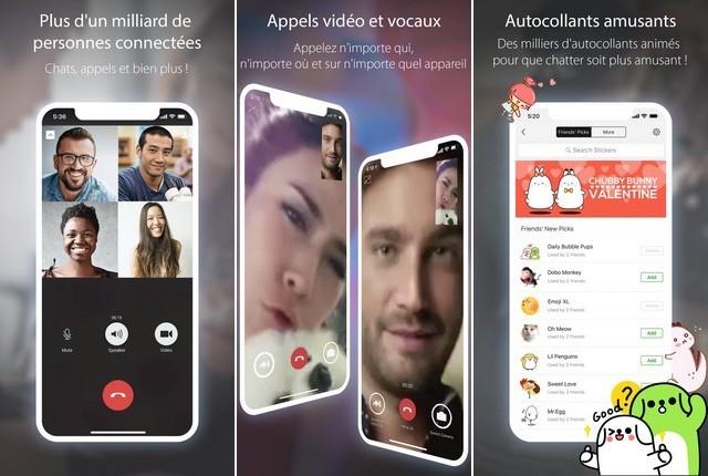 WeChat - application like WhatsApp