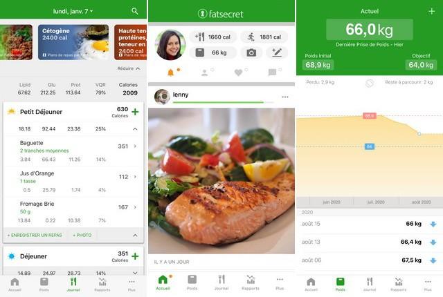 FatSecret - best diet app