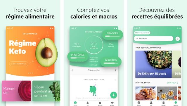 Lifesum - best nutrition app
