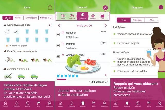 My slimming coach - best diet app
