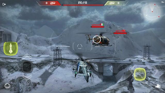 Battle Copters - meilleur jeu hélicoptère