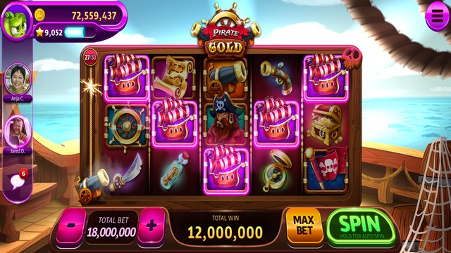 Best Casino Legends Slots