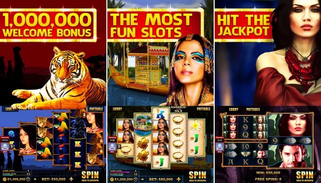 Casino Joy 2 - meilleur jeu de machines à sous