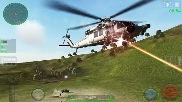 Helicopter Sim - meilleur jeu hélicoptère