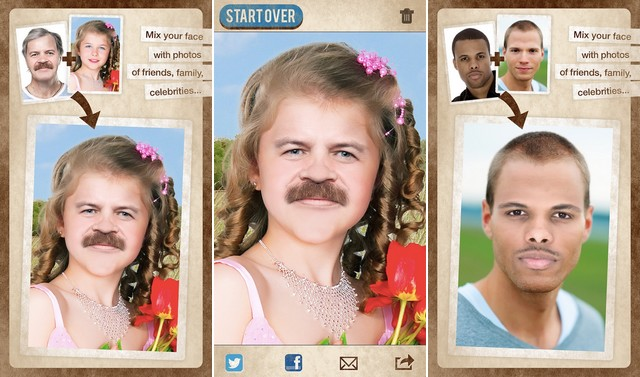 MixBooth - face swap app