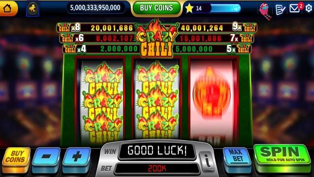 WIN Vegas Machines à Sous 777