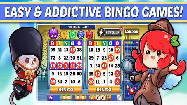 Bingo Heaven - Bingo Game for iPhone