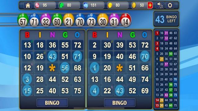 Bingo !!  - Bingo game for iPhone