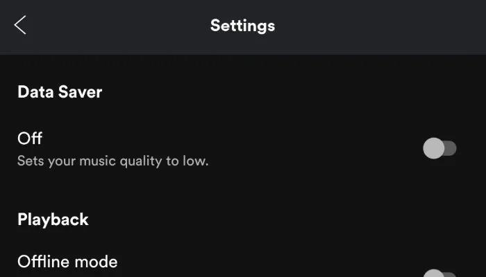 Comment changer la qualité audio de Spotify