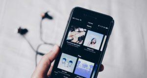 Comment réduire l'utilisation des données dans Spotify