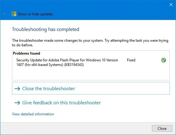 How to reinstall updates on Windows 10