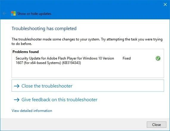 Comment réinstaller les mises à jour sur Windows 10