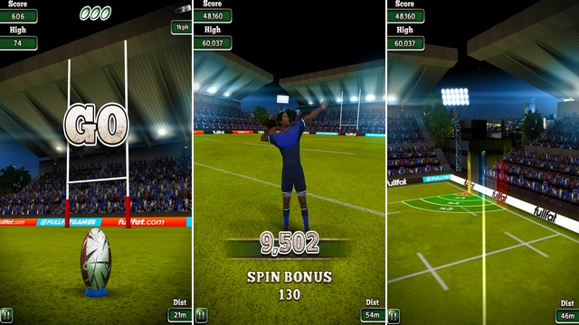 Flick Rugby - best game for iPhone