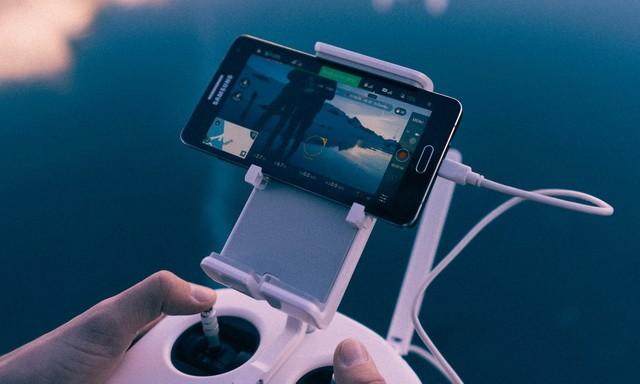 Les meilleures applications de drone sur Android
