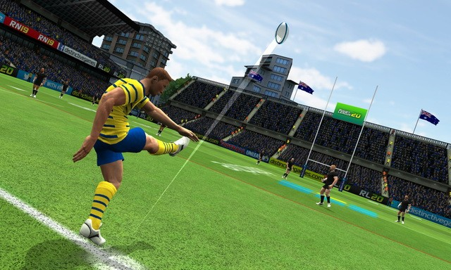 The best rugby games for iPhone and iPad