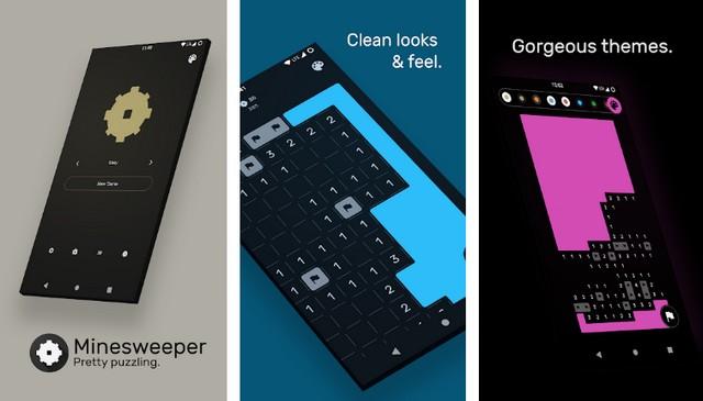 Minesweeper par Dustland Design